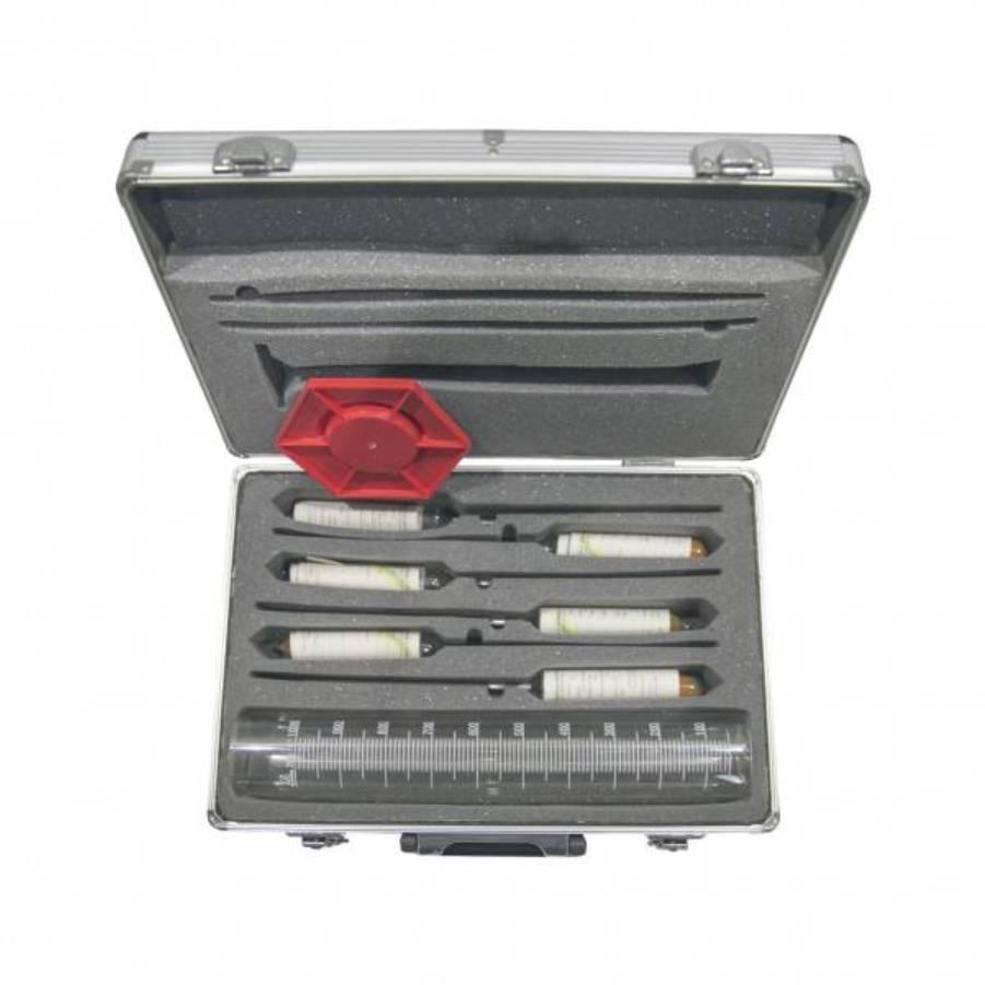 Kit para Análise e Controle de Combustível - COMPRE ONLINE - CASA DO FRENTISTA