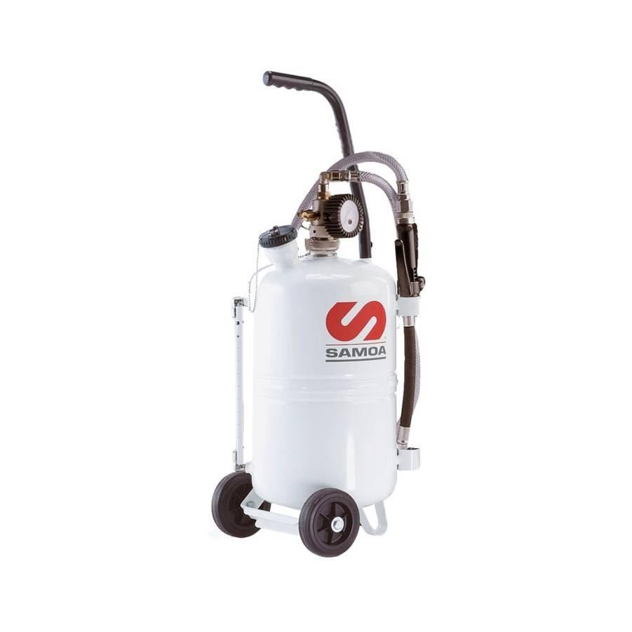 Bomba Pressurizada para Abastecimento 25L Lupus 9005-PS - CASA DO FRENTISTA