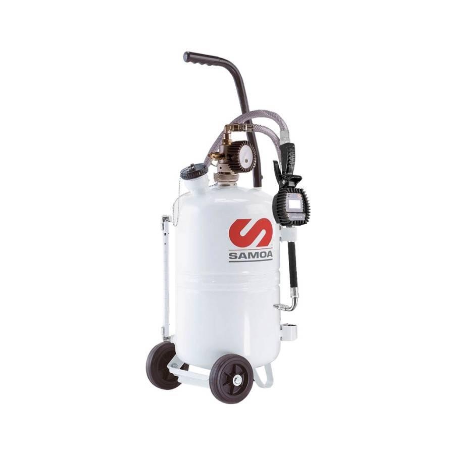 Bomba Pressurizada para Abastecimento 25L - Compre Online - CASA DO FRENTISTA