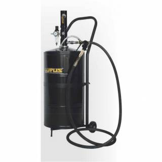 Propulsora kit Móvel Pneumática para Óleo 25Lpm 50L 9010-OG7