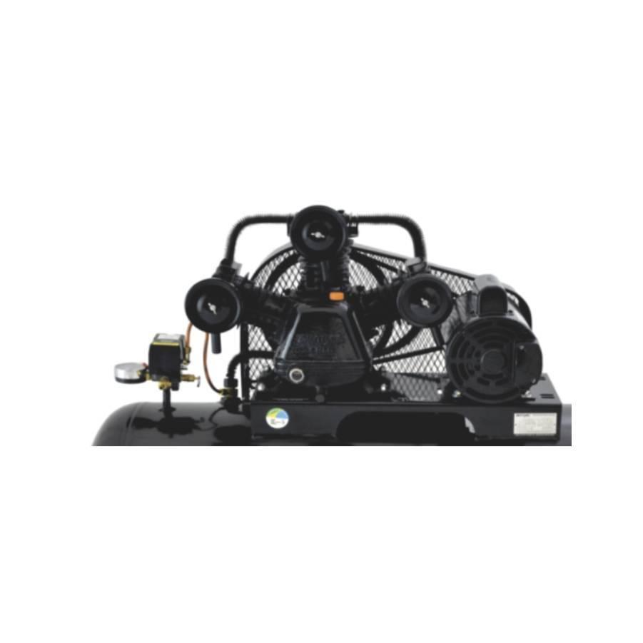 Compressor Motomil 15 pés 175 Litros 3HP 140lbs Monofásico   - CASA DO FRENTISTA