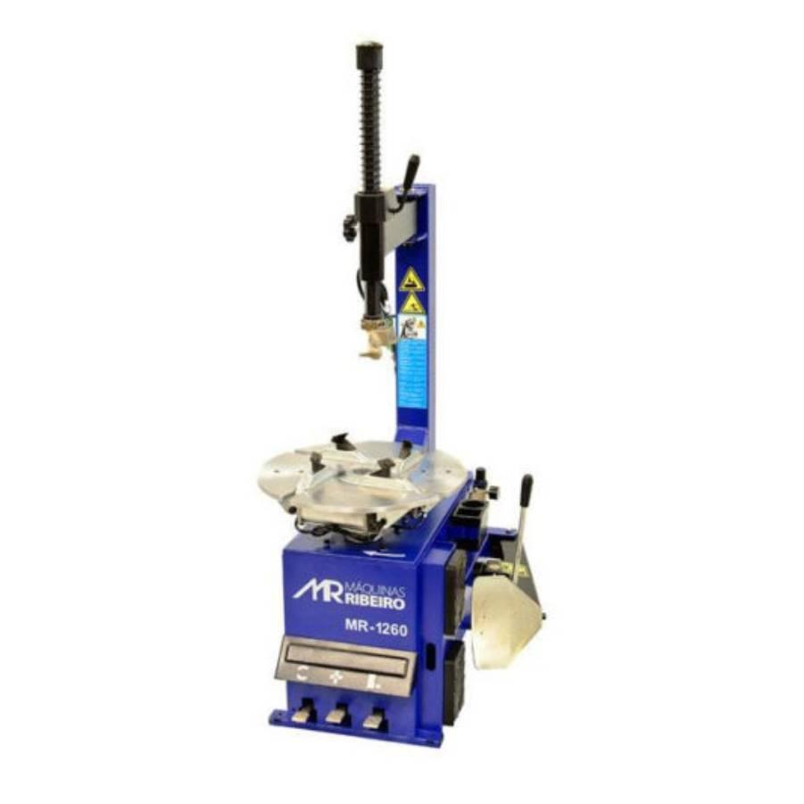 Desmontadora de Pneus Pneumática 10 a 18 220V Ribeiro Azul - CASA DO FRENTISTA