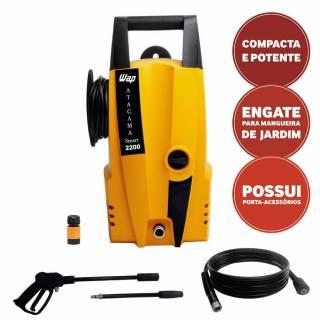 Lavadora de Alta Pressão 127V 1400W Wap Atacama Smart 2200