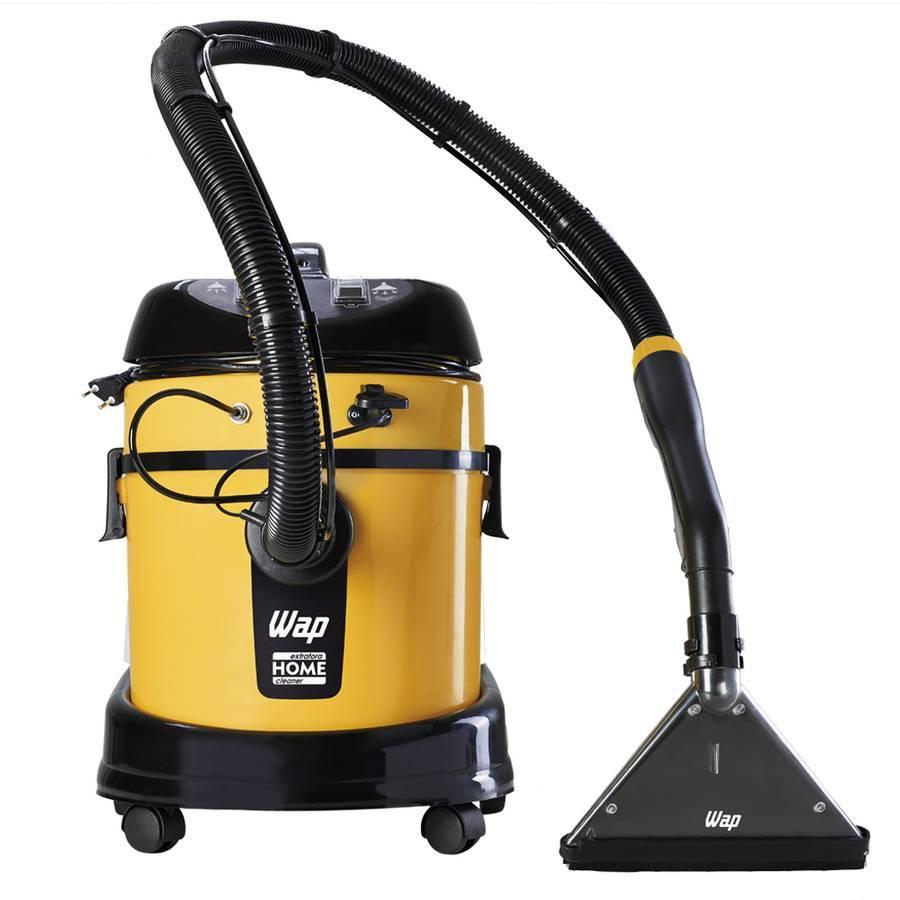 Extratora e Aspirador Profissional 1600W WAP Home Cleaner - CASA DO FRENTISTA