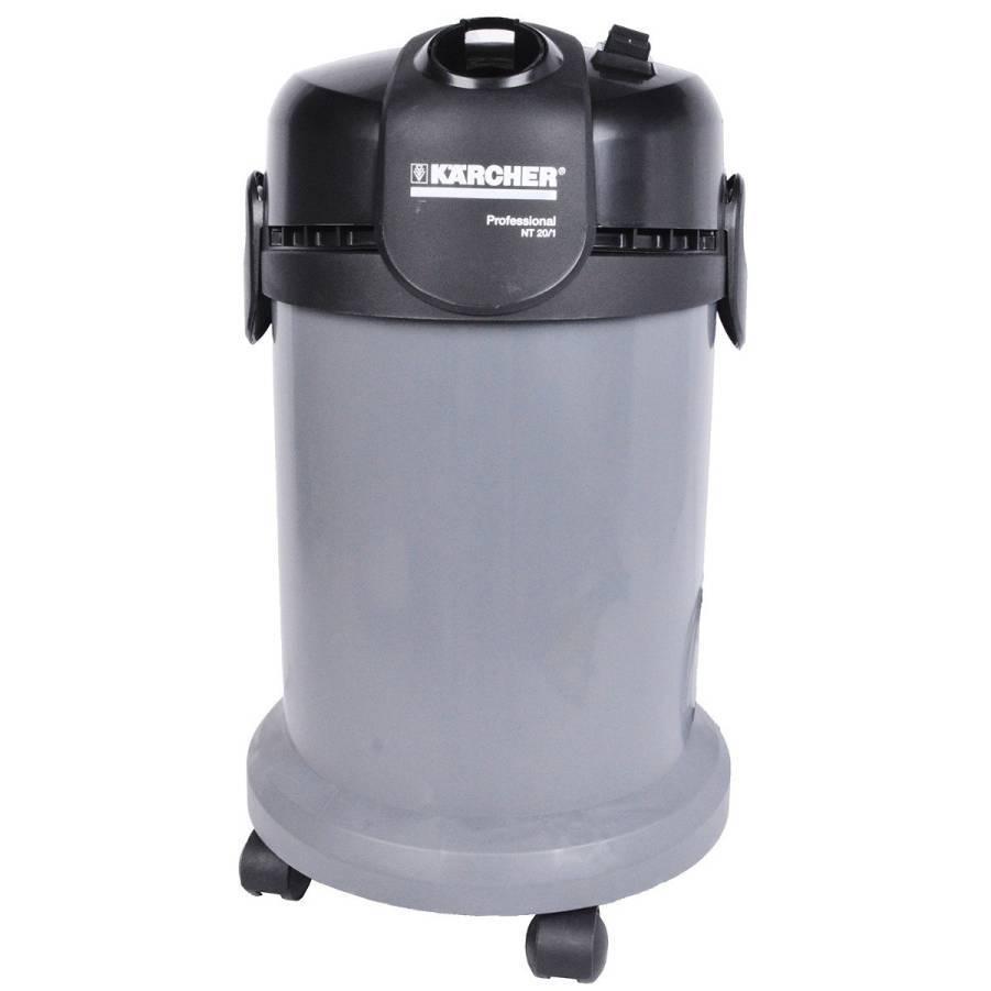 Aspirador de Pó e Água 20L 1400W Karcher NT20-1 - CASA DO FRENTISTA