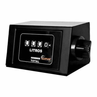 Numerador de Medidor Mecânico com Capa 4 Dig Lupus 2100-NMC
