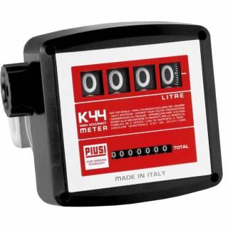 Medidor de vazão Mecânico Diesel 4 Digitos 120Lpm 2100P-4D