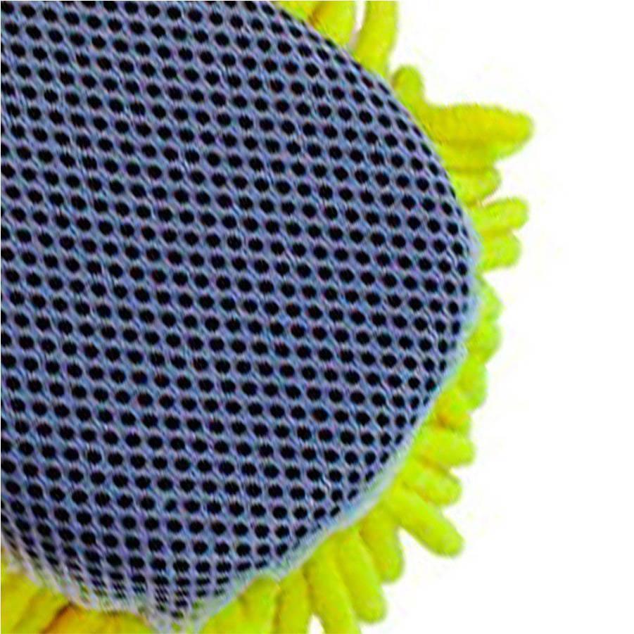 Esponja em Microfibra para Limpeza REVENDA AUTORIZADA LUPUS - CASA DO FRENTISTA