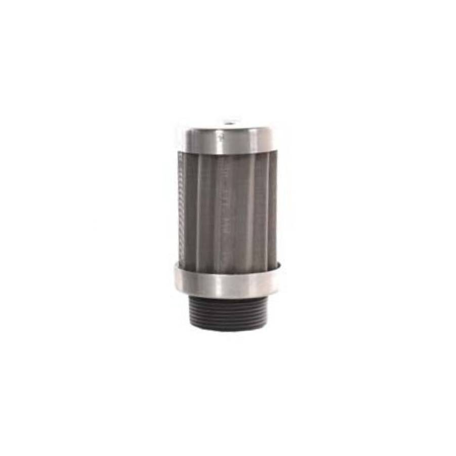 Filtro para óleo diesel com Elemento de Inox rosca 11/2 Pol - CASA DO FRENTISTA