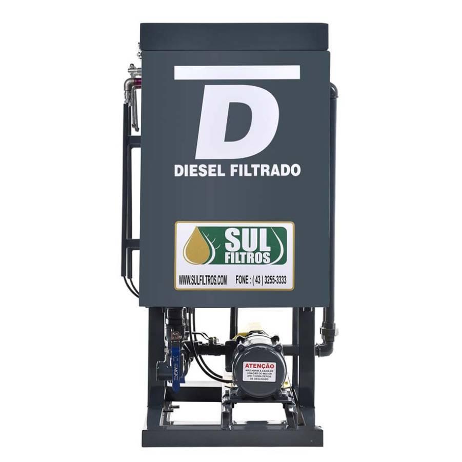 Filtro Prensa de Pista para Diesel Flash I Sul Filtros Cinza - CASA DO FRENTISTA