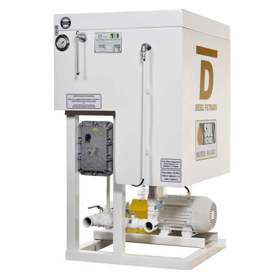 Filtro Prensa de Pista para Diesel Flash I Sul Filtros Branc - CASA DO FRENTISTA