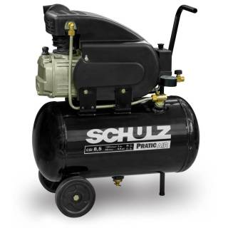 Motocompressor de Ar Pratic Air CSI 8,5/25-Shulz