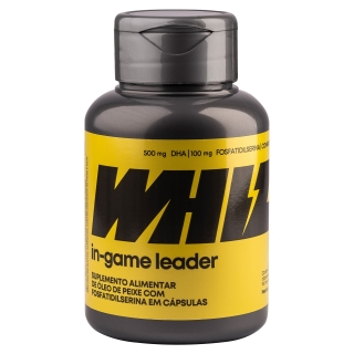in-game leader Whiz - 950mg 60 cápsulas