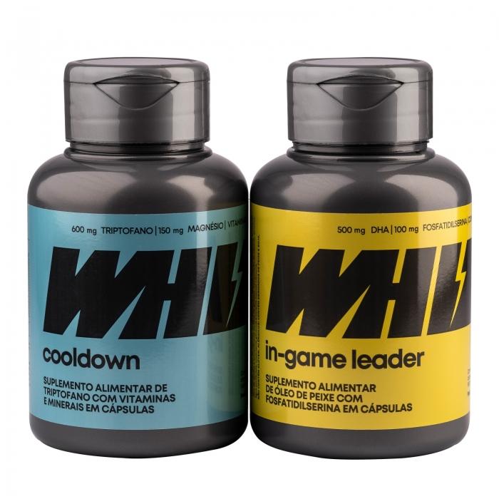 combo in-game leader Whiz + cooldown Whiz - Whiz