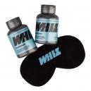 cooldown Whiz 2 potes - 1.650mg 60 cáps/pote + máscara de dormir Whiz