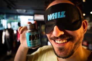 máscara de dormir Whiz