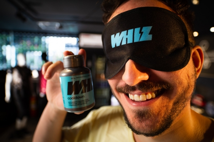 máscara de dormir Whiz - Whiz