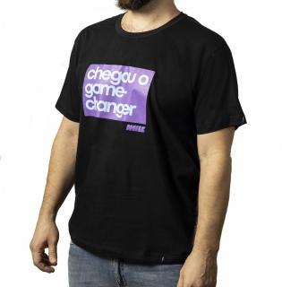 camiseta CHANGER Whiz básica preta