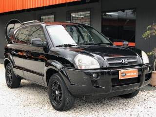 Hyundai Tucson 2.0 2WD MPFI GLS Automático
