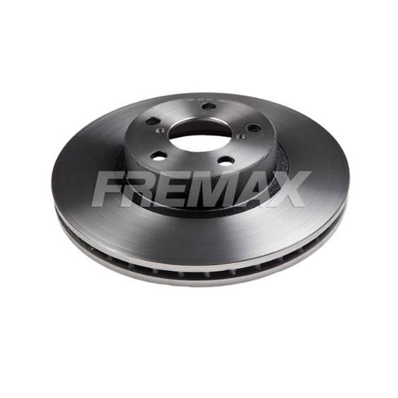 Par Dianteiro Discos de Freio Fremax Carbon+ 276x24mm [Imp e For 2.0 08+ / GT <98 / Leg.Out.GX <98] - Street Solutions