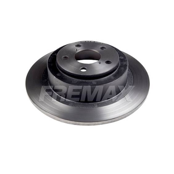 Par Traseiro Discos de Freio Fremax Carbon+ 290x10mm [Legacy/Outback 00-04] - Street Solutions