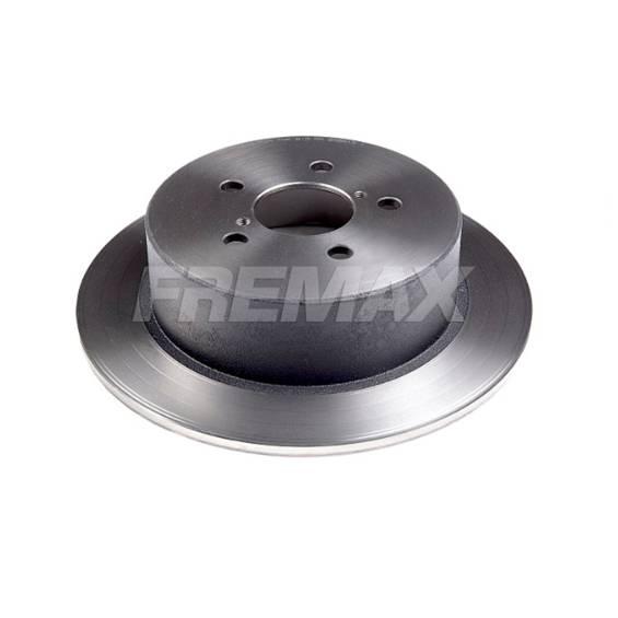 Par Traseiro Discos de Freio Fremax Carbon+ 274x10mm [Legacy 2.5L] - Street Solutions