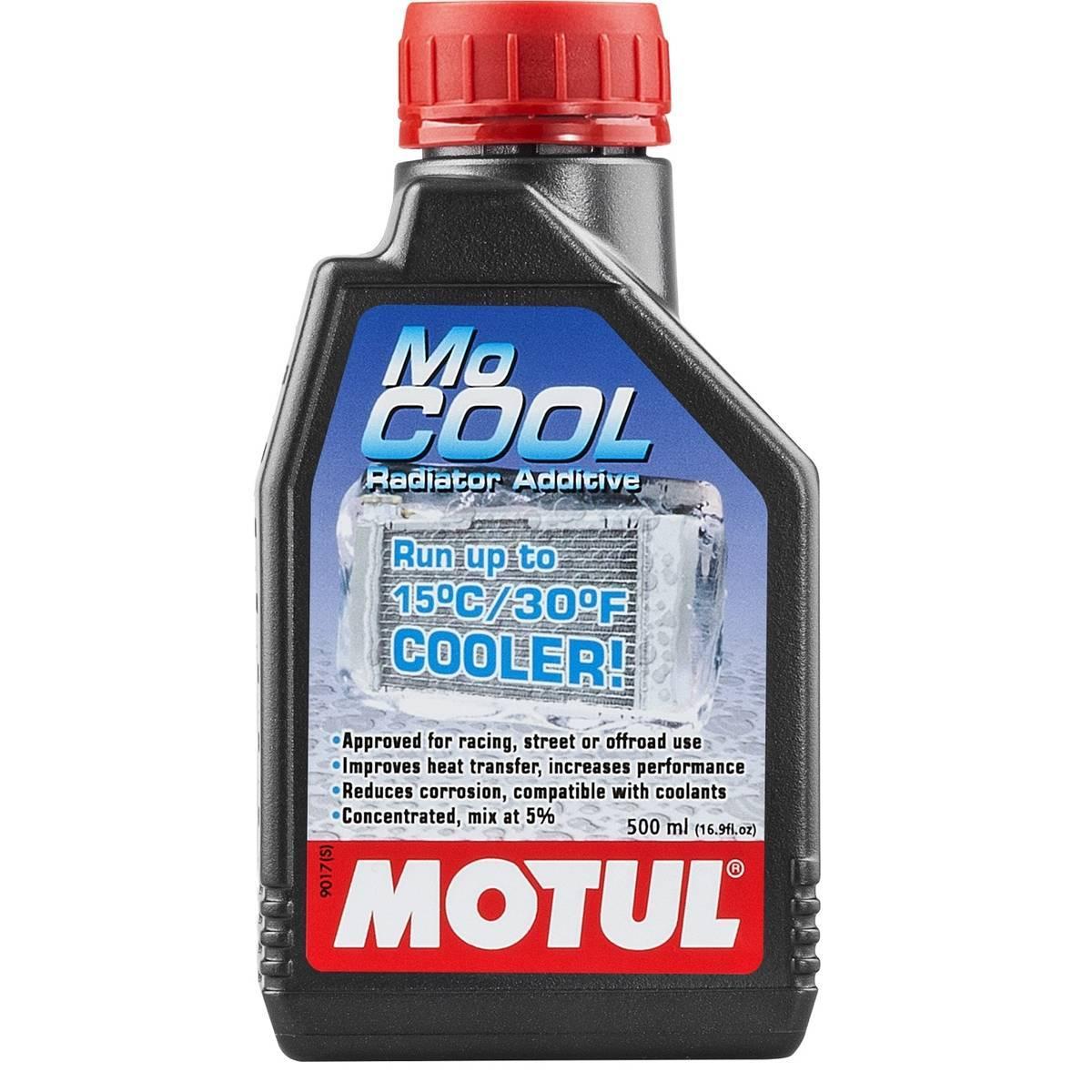 Fluído de Arrefecimento Aditivo Motul MOCOOL 500ml - Street Solutions