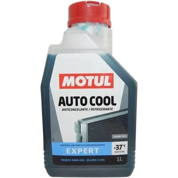 Fluído de Arrefecimento Híbrido Pronto para Uso Auto Cool Expert Motul 1L Inugel - Street Solutions