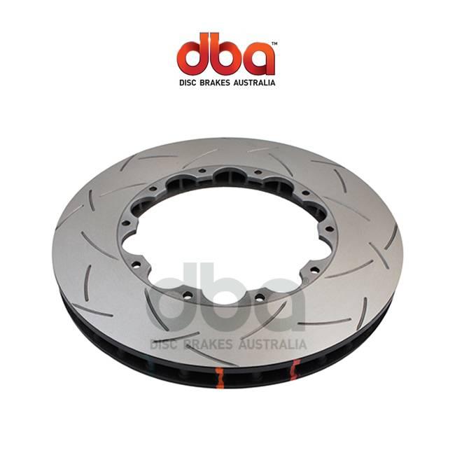 Par Dianteiro Discos de Freio DBA 5000 T3 Slotados Nissan GT - Street Solutions