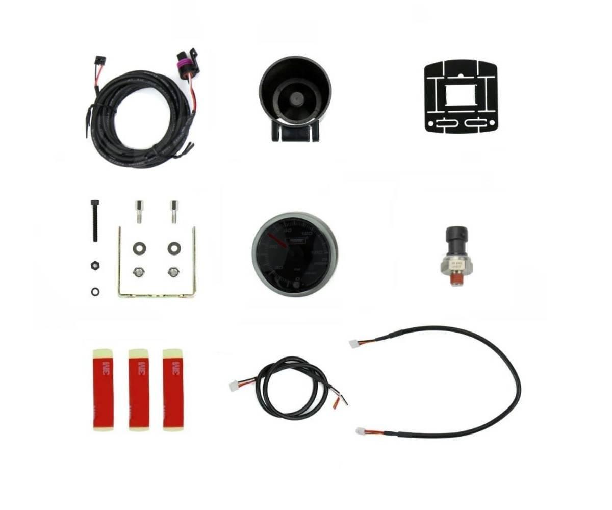 Kit Manômetro Pressão de Óleo ProSport Premium 0-10 BAR 52mm - Street Solutions