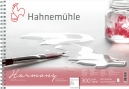 PAPEL HAHNEMUHLE HARMONY WATERCOLOUR 300 G/M², COLD PRESSED 12fls 29,7x42cm- A3 C/ESPIRAL (10628043)