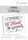 10628991 Hand Lettering, 170 gsm, A4 Bloco de Lettering