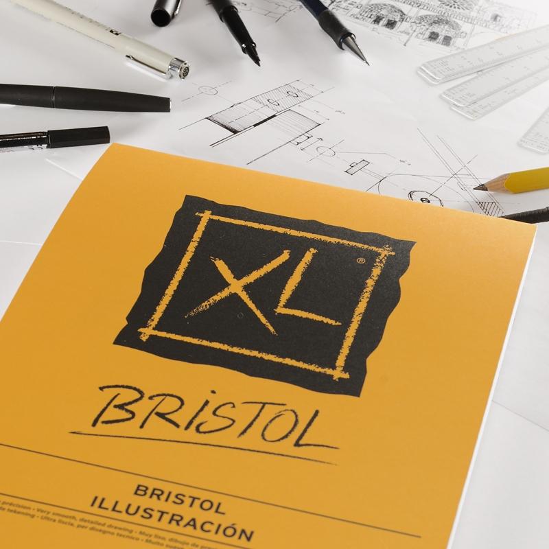 XL BRISTOL 50FLS A4 180g - Papelaria Botafogo