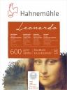 Papel Hahnemuhle Leonardo Textura Rugosa 600g/m2 36x48 10fls 10628187