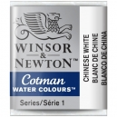 Aquarela Cotman W&N Chinese White Half Pan (Pastilha) (150)