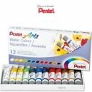 Aquarela Pentel Arts Water Colors com 12 cores (WFRS-12)
