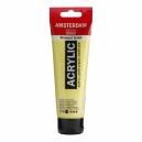 Tinta Acrílica Amsterdam Amarelo Titâneo Nick 120ml (+++274)