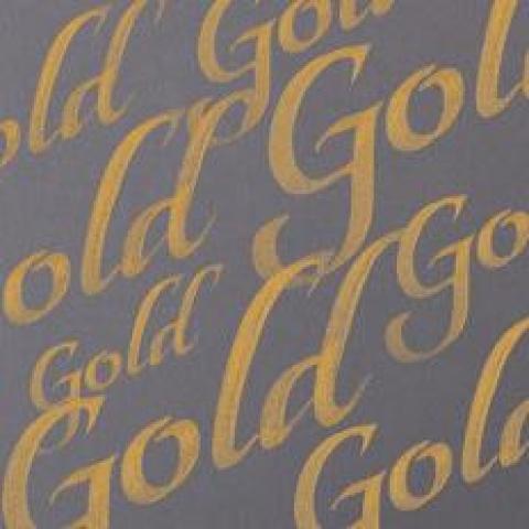 Tinta para Caligrafia Winsor & Newton Ouro 30ml (1110283) - Papelaria Botafogo