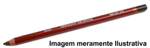 Lápis de Cor Permanente Drawing Chocolat un. - Papelaria Botafogo