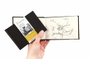 D&S Mini Sketchbook 140g/m (10628329)