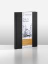 D&S A6 SKETCHBOOK 140g/m Capa Preta Retrato (10628323)