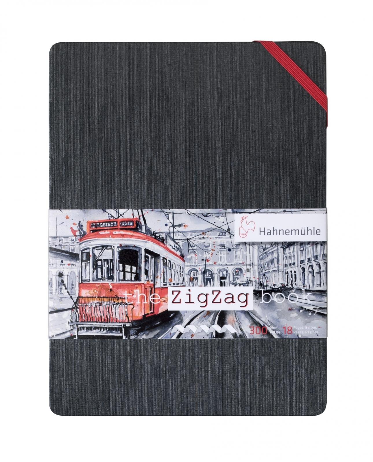 The ZigZag Book A5 300g/m (10625001) - Papelaria Botafogo