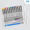 Cis Graf Brush Fine Estojo com 12 unidades