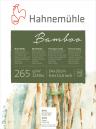 Bloco Hahnemuhle Bamboo 265g/m2 24x32 50fls (10650180)