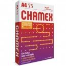 Papel Sulfite 75g 210x297 A4 Chamex Office  PT 500 FL