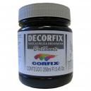 DECORFIX T.ACR.BRILHT.250 ML (321) PRETA