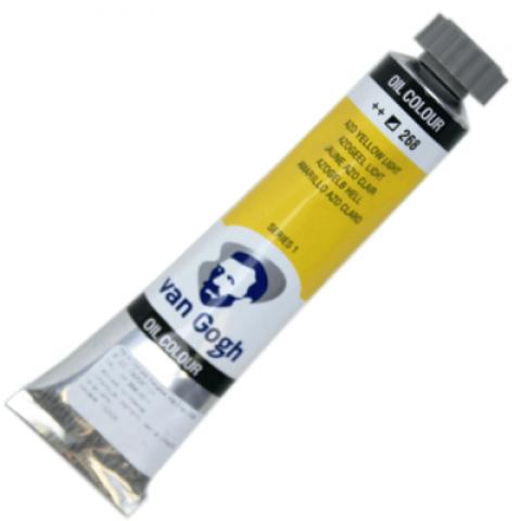 Oleo Van Gogh Azo Yellow L ++268 - Tubo 20 - Papelaria Botafogo