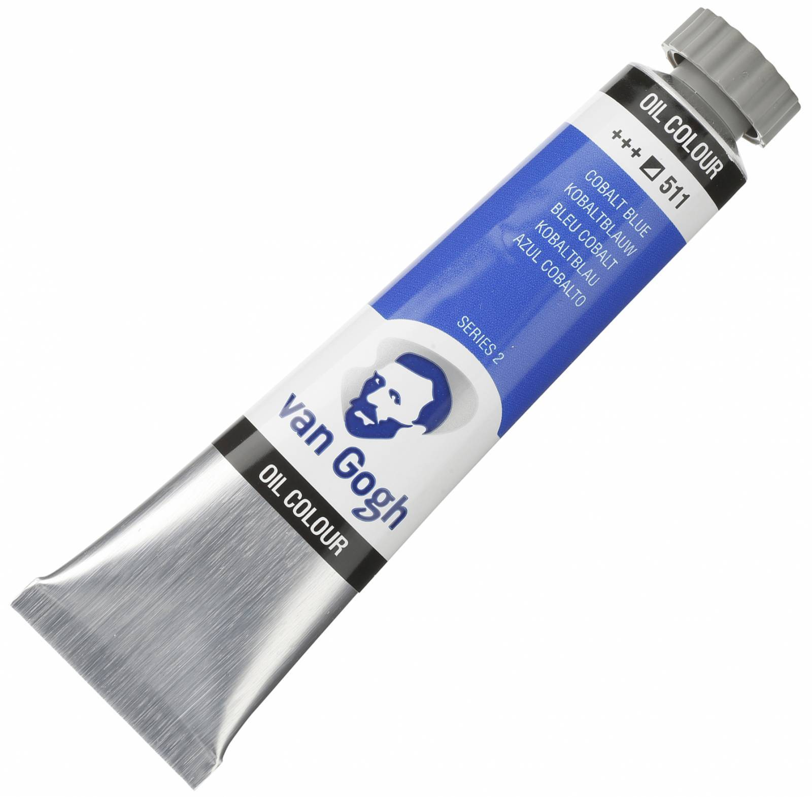 Oleo Van Gogh Cobalt Blue +++511 - serie 2 - Tubo 20ml - Papelaria Botafogo
