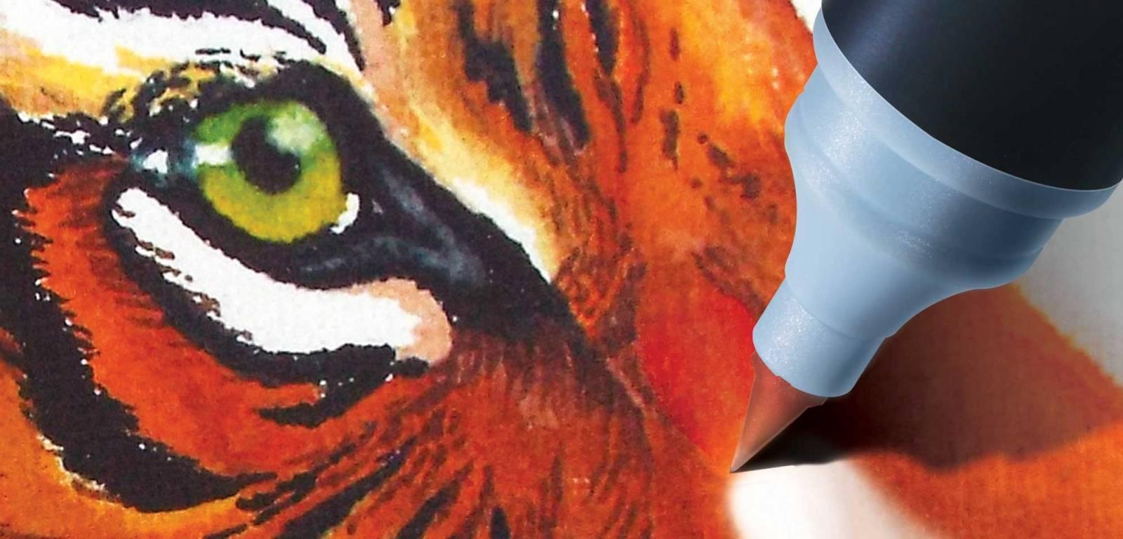 Kit 5 Color Tops Chameleon - Cores Quentes - Papelaria Botafogo