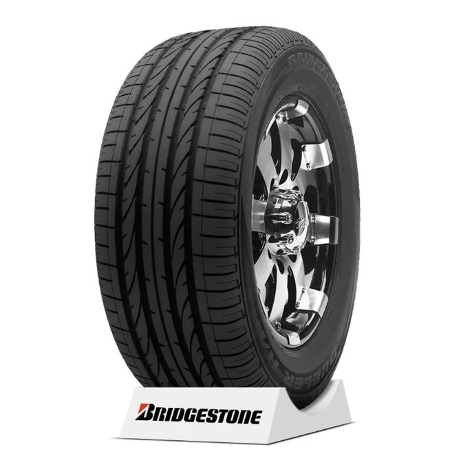 Pneu Bridgestone Dueler HP SPORT 225/65 R17 102T - Cantele Centro Automotivo